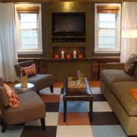 Apartment Living Room Furniture Layouts