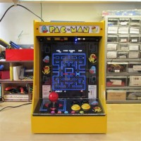 Creating A Mame Arcade Cabinet
