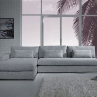 Modern Gray Sectional Sofas