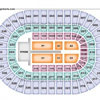 Nassau Coliseum Concert Seating Chart With Seat Numbers