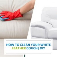 White Sofa Leather Cleaner